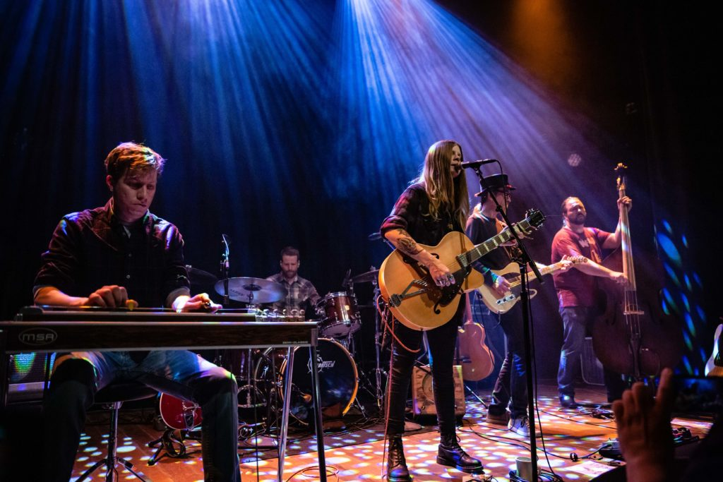 Sarah Shook and the Disarmers Live in La Crosse